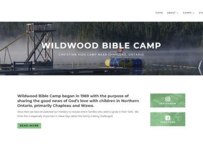 Wildwood Bible Camp